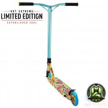 MGP VX7 Extreme Limited Editon Stunt Scooter - Sugar Rush