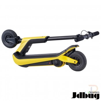JD Bug Electric Scooter Sports Series - Yellow