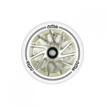 Aztek Ermine Scooter Wheels - Ivory