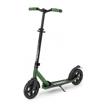 Frenzy 205mm Pneumatic Plus Adult Scooter - Military