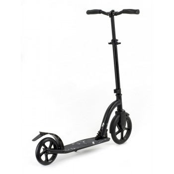 Frenzy 230mm V2 Recreational Adult Scooter - Black