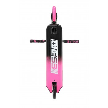 BLUNT ONE S3 Complete Scooter - Black/Pink