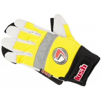 Lush Freeride Gloves Yellow