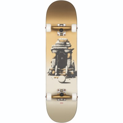 "Globe G2 On the Brink Shelter Skateboard 8"""
