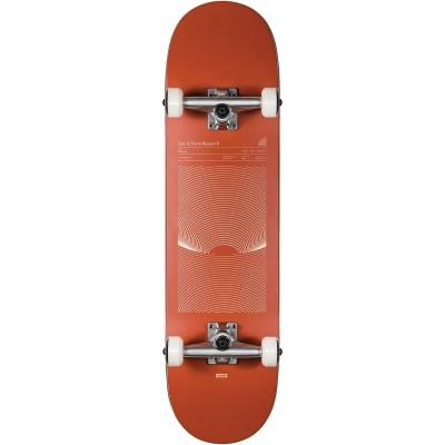 "Globe G1 Lineform Cinnamon Skateboard - 8.25"""