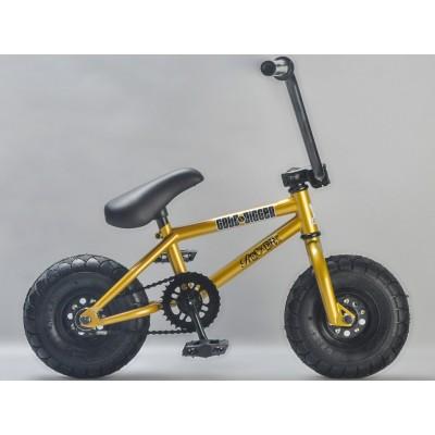 iRok Rocker BMX Bike - Gold Digger