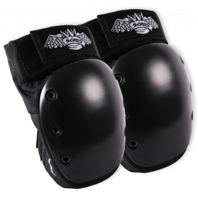 Smith Scabs Crown Knee Pads Black
