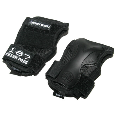 187 PRO DERBY WRIST GUARDS