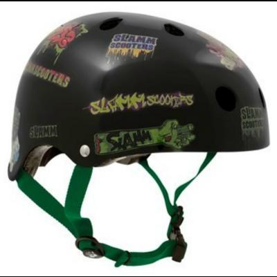 SFR Black Sticker Helmet