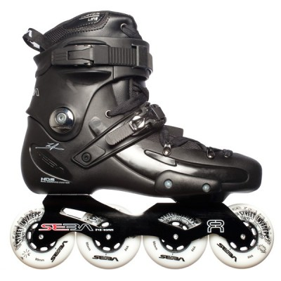 Seba Free Ride FR1 80 Inline Skates 2014 Black