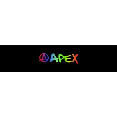 Apex Rainbow Scooter Griptape