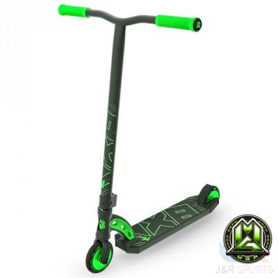 MGP VX 8 Pro Stunt Scooter - Black/lime