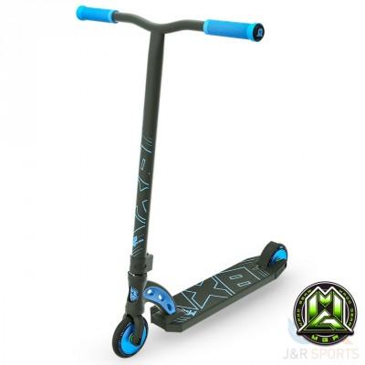 MGP VX 8 Pro Stunt Scooter - Black/Blue