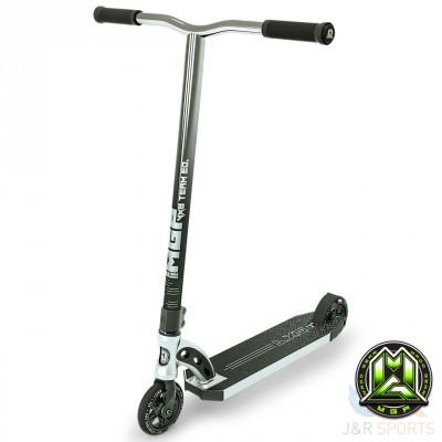 MGP VX8 Team Edition Stunt Scooter - Alloy/Chrome