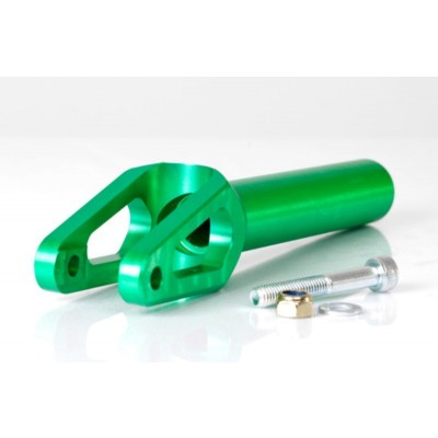 Apex Quantum Scooter Forks - Green