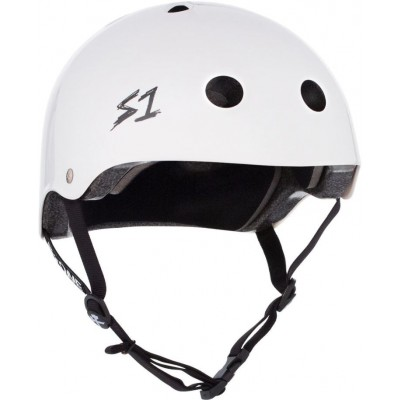 S1 Multi Impact Lifer Helmet - White Gloss