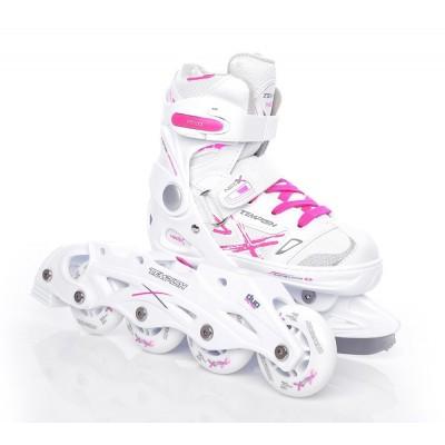Tempish Neo-X Girls Duo Inline/Ice Skates