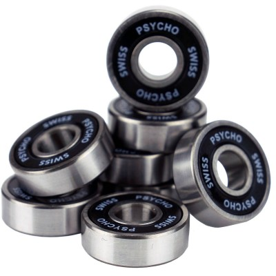 Pyscho Swiss Tech Bearings