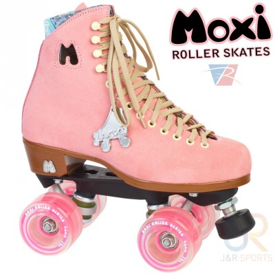 Moxi Lolly Strawberry Quad Skates