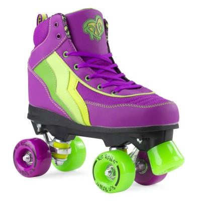 Rio Roller Grape Quad Skates