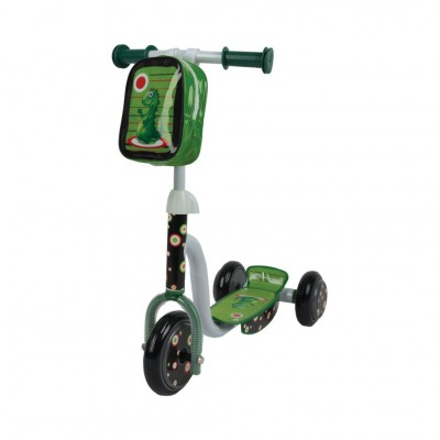 Spokey Dino Kids 3 Wheel Scooter