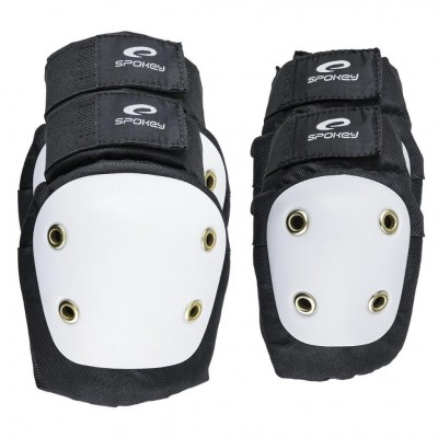 Spokey Skate Pad Set - Black/White