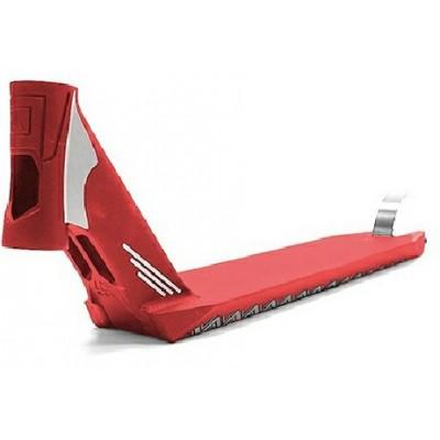 UrbanArtt Limited Edition Banshee Scooter Deck Red