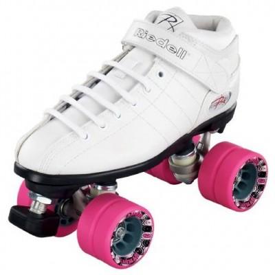 Riedell R3 Pink Roller Derby Skates