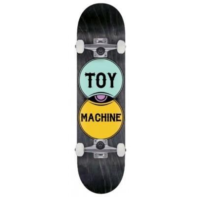 "Toy Machine Venndiagram Complete Skateboard 7.75"""