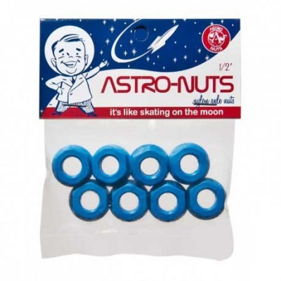 Astronuts Nylon Axle Nuts