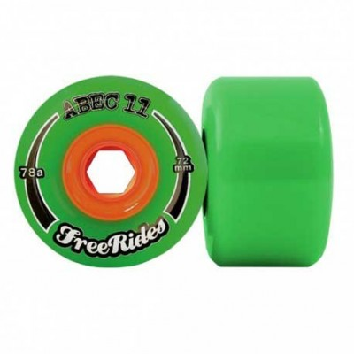 Abec 11 60mm Longboard Wheels