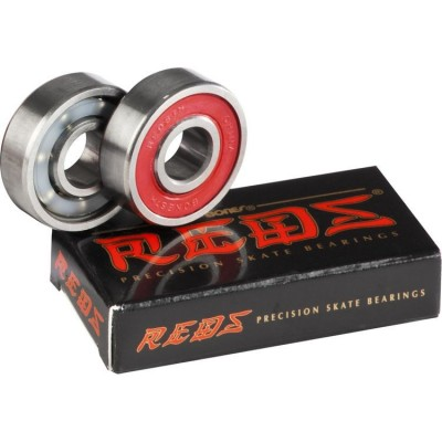 Bones Reds Replacement Bearings  (2pack)