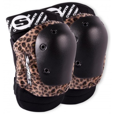 Smith Scabs Elite Leopard Knee Pads
