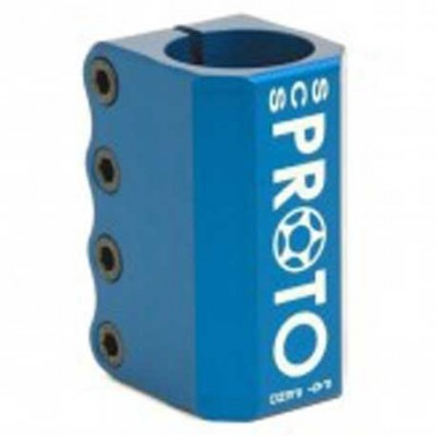 Proto Baby SCS Scooter Clamp Blue
