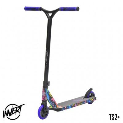 Invert V2 TS2+ Complete Scooter - Purple Splatter
