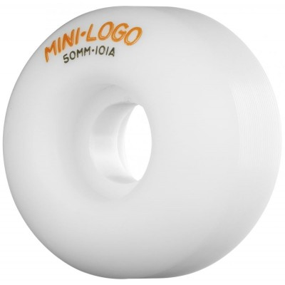 Mini Logo Skateboard Wheels - C-Cut