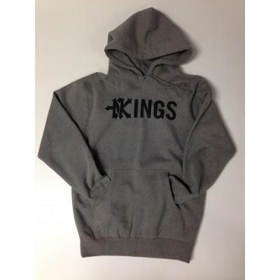 Zoo York Drop Kings Hoodie (Grey)