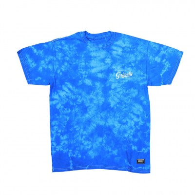 Frozen Tie Dye Shirt by Grizzly