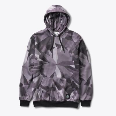 Diamond Simplicity Hoodie Grey