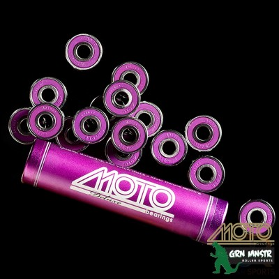 Moto Deluxe Bearings Pack of 16