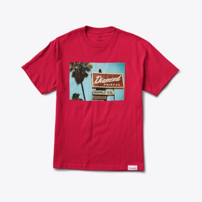 Diamond Deli Tee - Medium