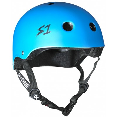 S One Lifer Helmet – Cyan Matte
