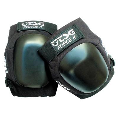 TSG Force II Knee Pads - Black