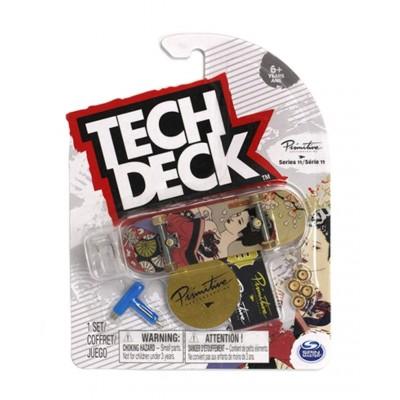Tech Deck 96mm Fingerboard - Primitive Gold
