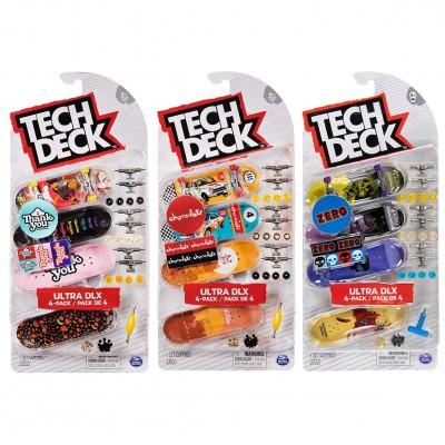 Tech Deck Fingerboard Ultra DLX 4-Piece (M18)