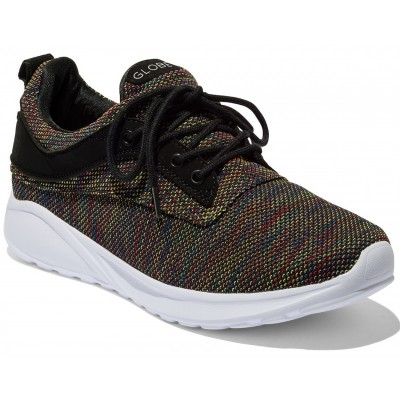 Globe Roam Lyte - Black/Multi - Shoes