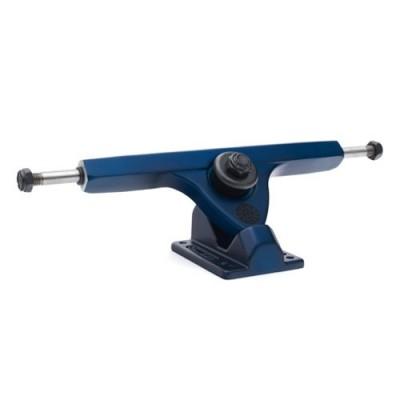 """Caliber II Fifty 10"""" Midnight Longboard Trucks - Satin Blue"""