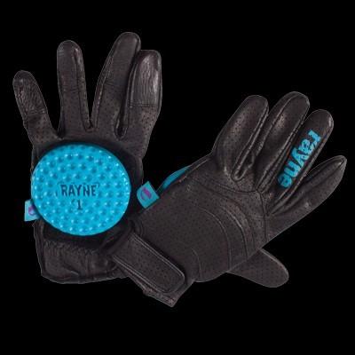 Rayne  Gloves High- Society-Black