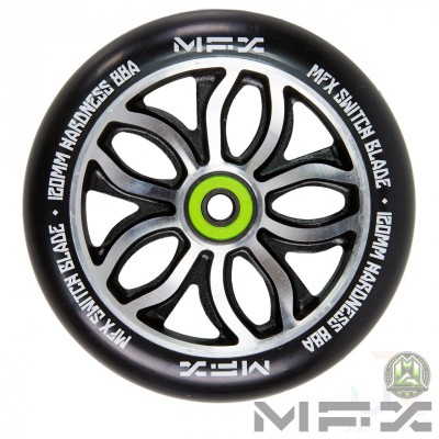 MFX R Willy Switchblade SIG 120mm Wheel - Black