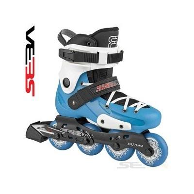 Seba '14 FR Junior Red Adjustable In-Line Skates